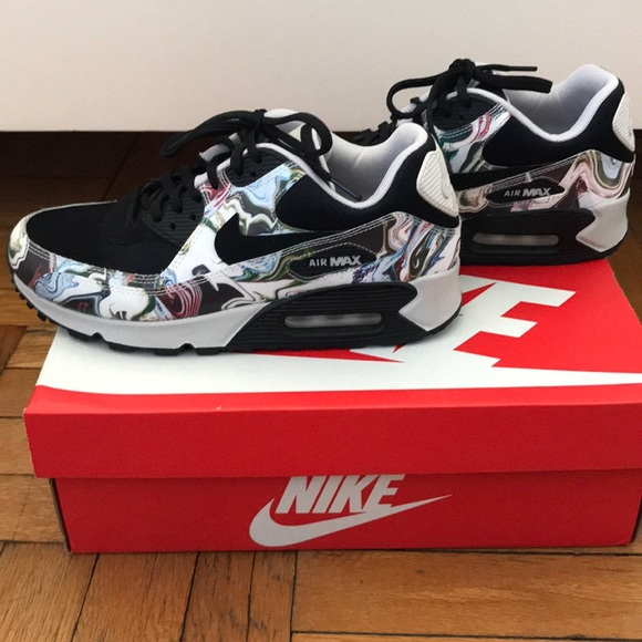 Nike Shoes | Nike Air Max 9 Marble Dye